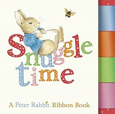 Snuggle Time: A Peter Rabbit Ribbon Book (PR Baby b by Beatrix Potter 0723268681
