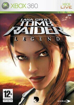 Lara Croft Tomb Raider: Legend (Xbox 360) - Game  4OVG The Cheap Fast Free Post