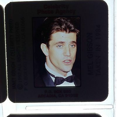 Mel Gibson 260+ Slides Celebrity Photograph Collection