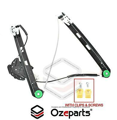 BMW 3 Series E46 98~05 Sedan Front Electric Window Regulator RH Right With Motor