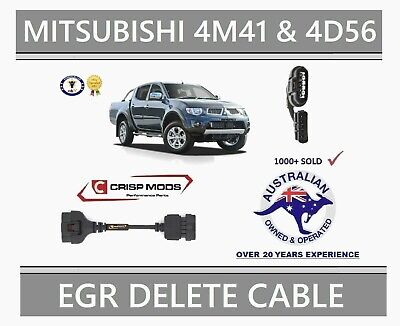 EGR BLANK MODULE FOR Mitsubishi Triton MN ML 4D56 2.5L 4M41 engine 2009-2015