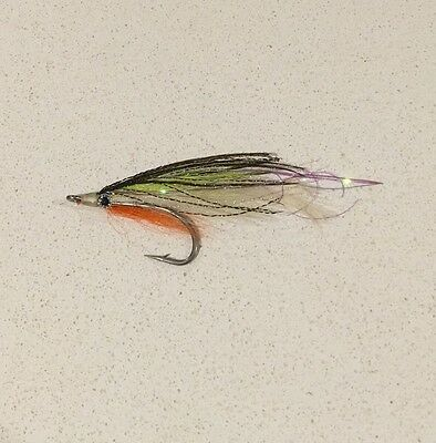 3 x Saltwater Fly Fishing Flies - Size 3/0 Deceiver