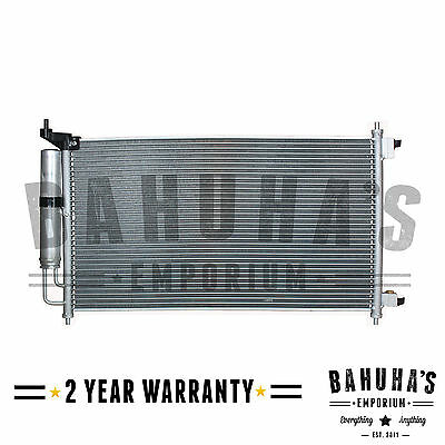 Ac Condenser Radiator For A Nissan Juke/note 06>On 2 Year Warranty *brand New*