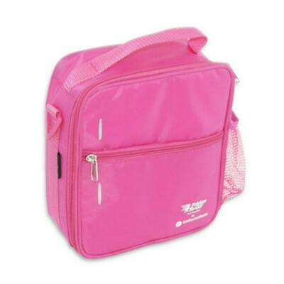 Fridge To Go Lunch Box (Pink) - Medium