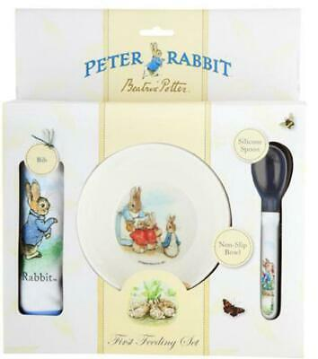 Peter Rabbit First Feeding Set Peter Rabbit Free Shipping!