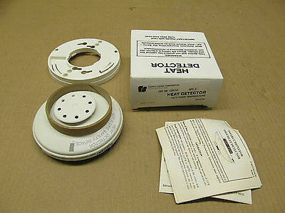 1 Nib Federal Signal 135-Fix 135Fix Heat Detector