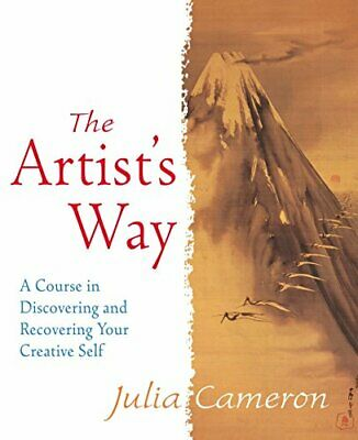 The Artist's Way: A Course in Discovering and Rec... by Cameron, Julia Paperback