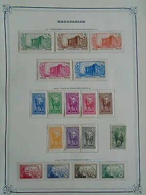 Classic Collection France Frankreich Madagascar Good Quality Collected
