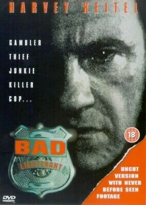 Bad Lieutenant [DVD] [1993] - DVD  5IVG The Cheap Fast Free Post