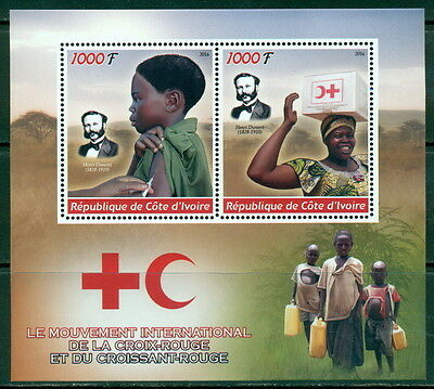 Ivory Coast-2016-Red Cross 2val