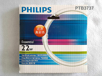 Philips Essential Tubelight Circular With Super 80 Tl5C 22W Cool White Lamp