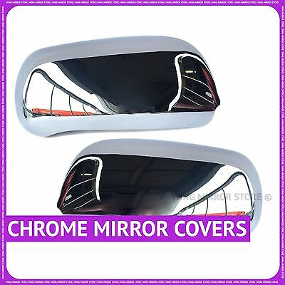 chrome wing door mirror cover cup for Audi A8 1994-1997