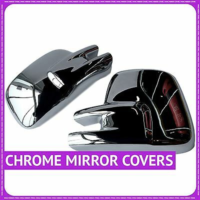 For Volkswagen T4 1990-2003 Chrome wing mirror cover caps