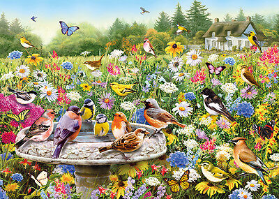 GIBSONS JIGSAW PUZZLE 1000 PIECES The Secret Garden by GREG GIORDANO G6183