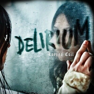 Lacuna Coil - Delirium (Deluxe) [New CD] Bonus Tracks, Ltd Ed, With Book, Deluxe