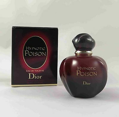 Dior HYPNOTIC POISON 50ml EdT Eau de Toilette Spray NEU/OVP