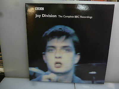 Joy Division-The Complete Bbc Recordings. 1979-Vinyl Lp-New.sealed