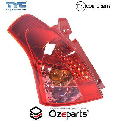 LH LHS Left Tail Light Lamp For Suzuki Swift Hatch EZC21 RS415 Series 2 07~10