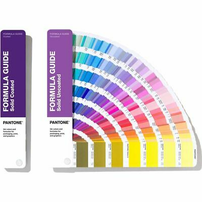 Pantone Formula Guides Solid Coated & Uncoated (GP1601N) **NEW 2016 Edition**
