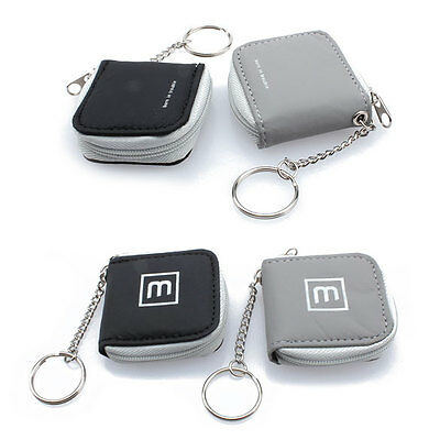 Mini Pouch Card Storage Carrying Case Wallet Holder for 6 Memory Card XD SD