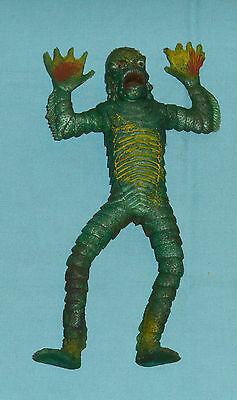 vintage AHI rubber CREATURE FROM THE BLACK LAGOON JIGGLER