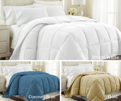 SouthShore Fine Linens - Vilano Springs Down Alternate Comforters - High Quality