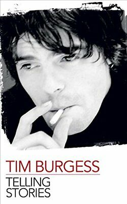 Telling Stories, Burgess, Tim Book The Cheap Fast Free Post