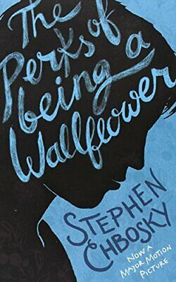 The Perks of Being a Wallflower YA edition by Chbosky, Stephen Book