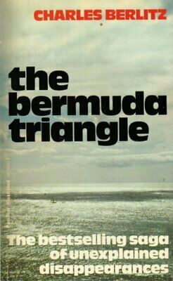 The Bermuda Triangle by Valentine, J. Manson Paperback Book The Cheap Fast Free