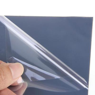 Window Tint Explosion-proof Sunscreen Static Cling One Way Reflective Silver