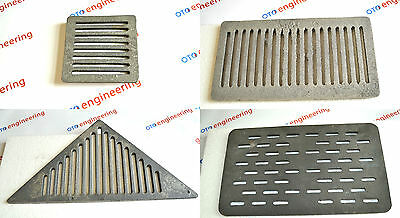 New Replacement Cast Iron Metal Coal Fire Grates for stove Prity