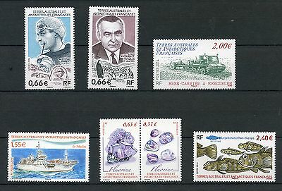 Stamp / Timbre T.a.a.f.terres Australes Neuf Lot Cote 16,90 € Faciale 8,27 €