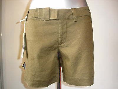 Miss Sixty Rod linen shorts with bow detail 27