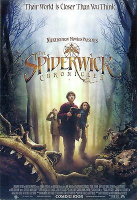 """""""The Spiderwick Chronicles"""" Classic Fantasy Movie Poster A1A2A3A4Sizes"""