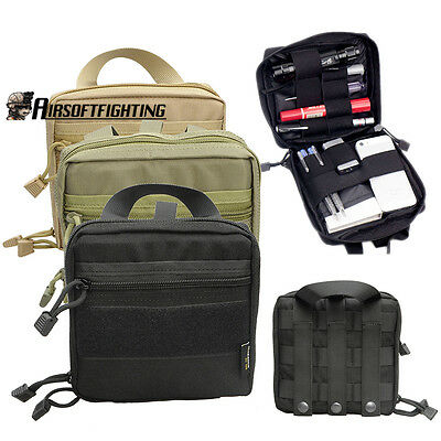 Tactical Molle EMT/First Aid Medic Kit Pouch Organizer Magazine Gear Bag Pouch