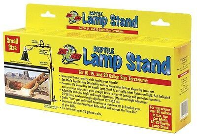 Zoo Med Reptile Lamp Stand - 10-20 gal
