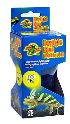 Zoo Med Daylight Blue Reptile Bulb - 100 W