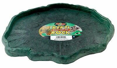 Zoo Med Repti Rock Food Dish - Extra Large