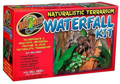 Zoo Med Naturalistic Terrarium Waterfall