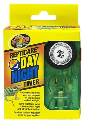 Zoo Med ReptiCare Day & Night Timer