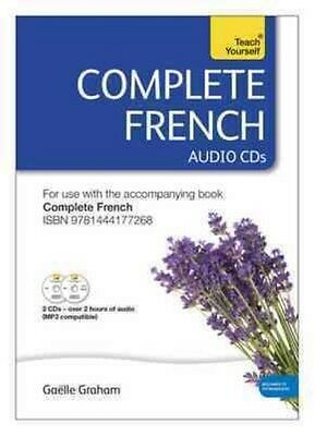 Complete French (Learn French with Teach Yourself) by Gaelle Graham Audiobook Bo