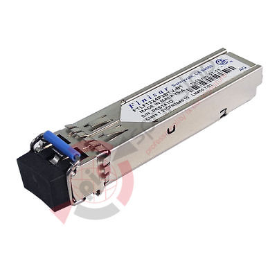 Finisar FTLF1324P2BTV SFP 1000Base-LX 4GB 1310 nm 10 km Transceiver Module