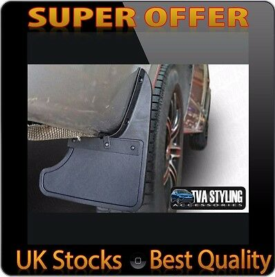 Vw T5 Transporter Mudflaps Front And Rear 2010-14 Vw T5 Mud Flaps