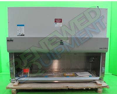 NuAire NU-S427-600 Class II / B1 Laminar Flow Hood with Base Stand *NEW*