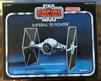 Star Wars Target Exclusive Vintage Collection TIE FIghter SEALED MIB