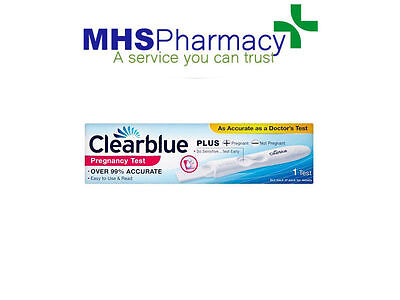 Clearblue Plus Visual Pregnancy test kit