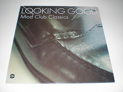 60's MOD SOUL LP LOOKING GOOD - MOD CLUB CLASSICS - DOUBLE ALBUM - NEW UNPLAYED