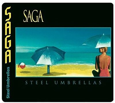 Saga - Steel Umbrellas [New CD]