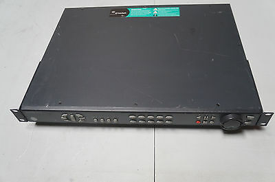 GE DVMRE-10CTII-1200 10CH CCTV Security Color Triplex Video Multiplexer Recorder