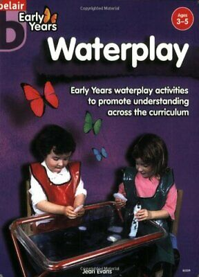 Waterplay (Belair - Early Years) by Evans, Jean Paperback Book The Cheap Fast